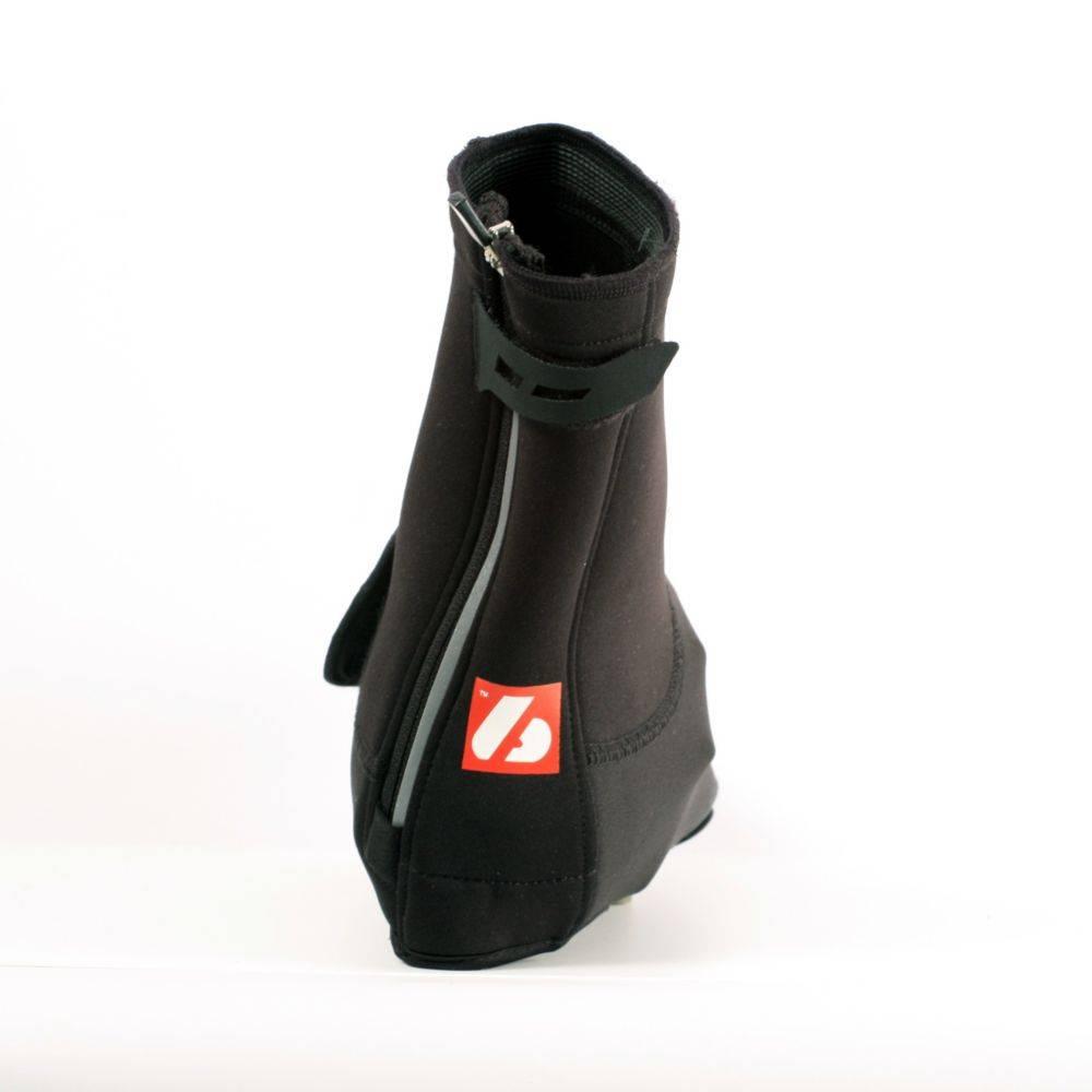 barnett BSP-03 Cyklistické návleky na tretry, černé, odolné proti mrazu a vodě.
