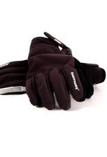 barnett NBG-07 Lyžařské softshelové rukavice, černá