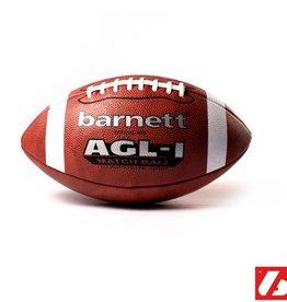 barnett AGL-1 Míč na americký fotbal zápasový, polyuretan