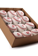"barnett PL-1 Baseballový míč Elite, vel. 9"", bílá, 12 ks"