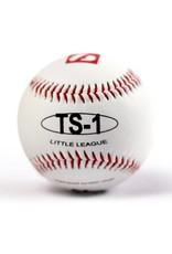 "barnett TS-1 Tréninkový baseballový míč, velikost 9"", bílá, 12 ks"