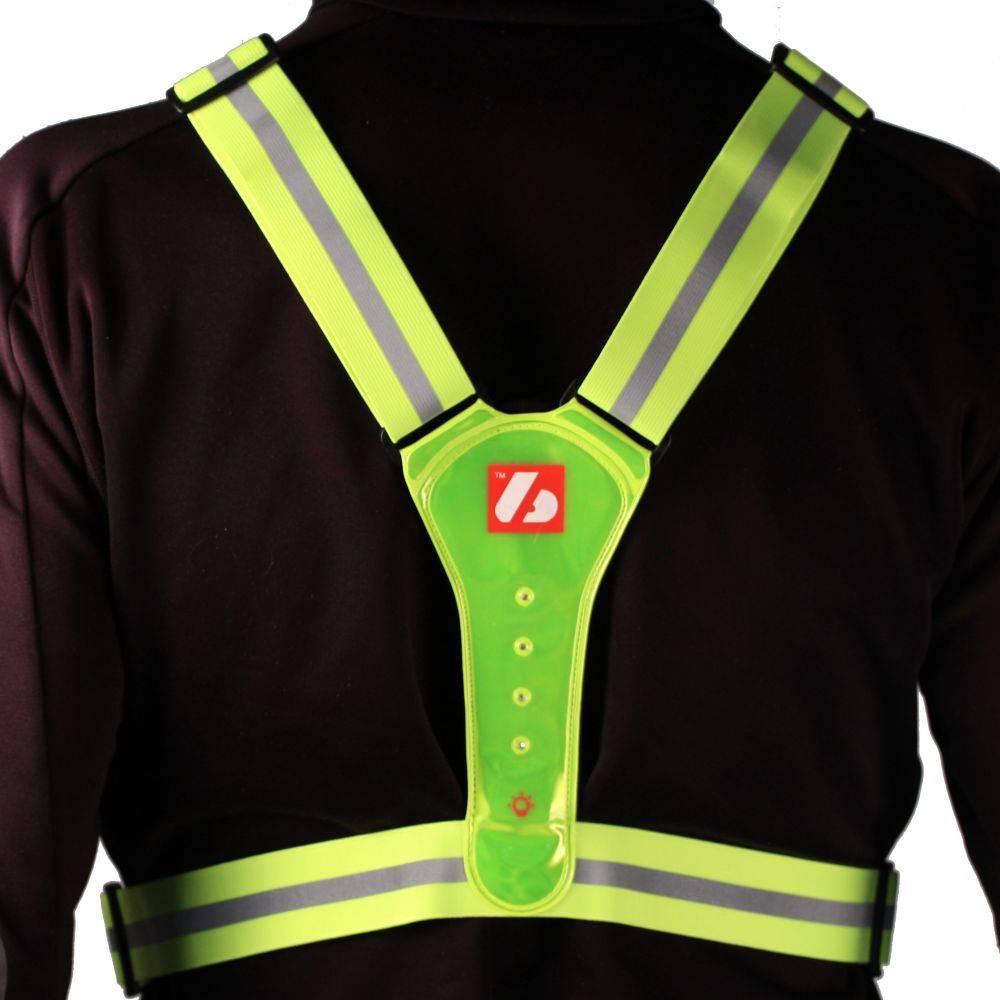 barnett LW-1 Světélkující reflexní vesta
