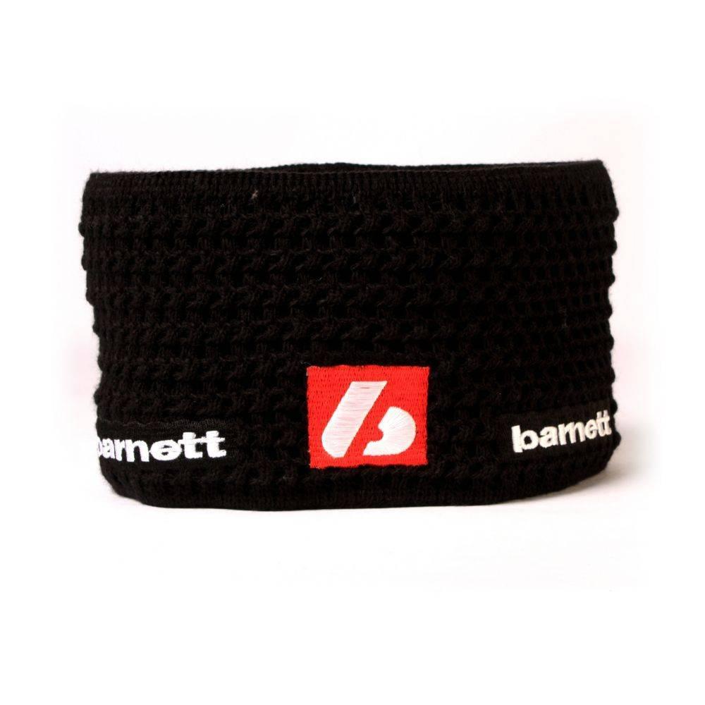 barnett M3 Zimní čelenka, černá