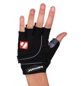 barnett BG-04 Krátké cyklistické rukavice, černé