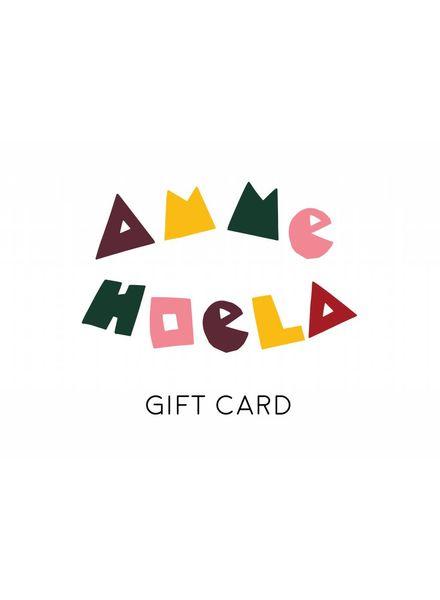 Gift card 30 euro