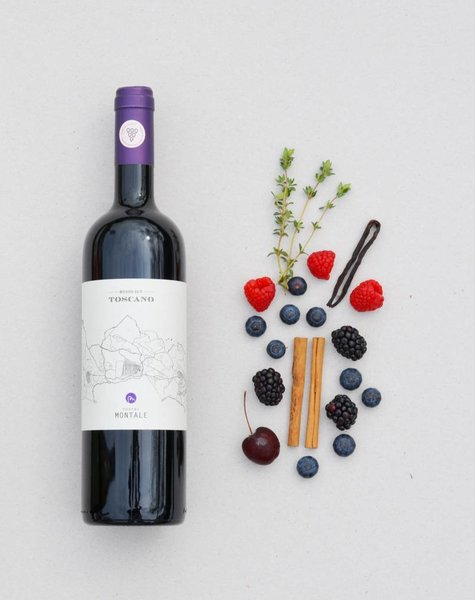Podere Montale - Toscano Rosso IGT 2015