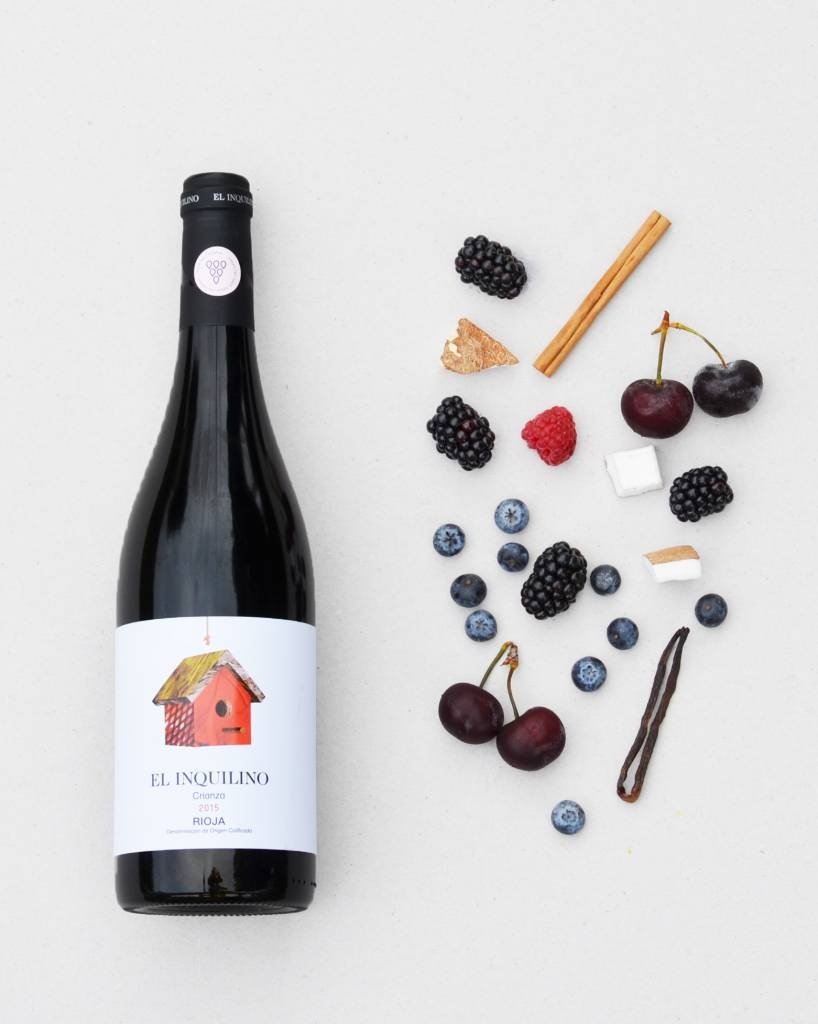El Inquilino - Rioja Crianza 2015