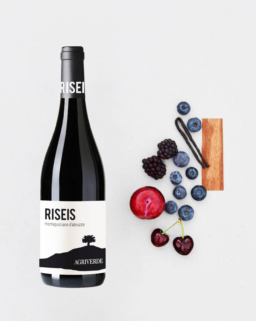 Agriverde Riseis - Montepulciano d'Abruzzo 2016