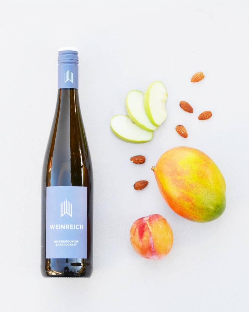 Weinreich - Weissburgunder & Chardonnay 2016