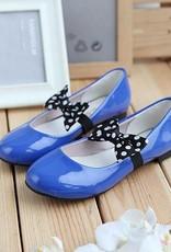 Lolita blauwe schoen