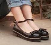 Lolita zwarte schoen