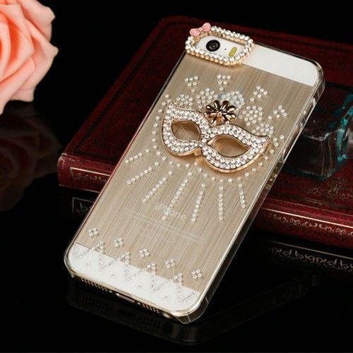 Kristallen iPhone 5 / 5s hoes