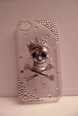 Iphone 4(s) skelet case