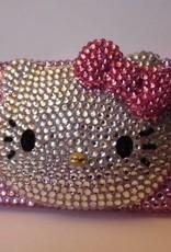 Hello Kitty Iphone 5 kristallen case