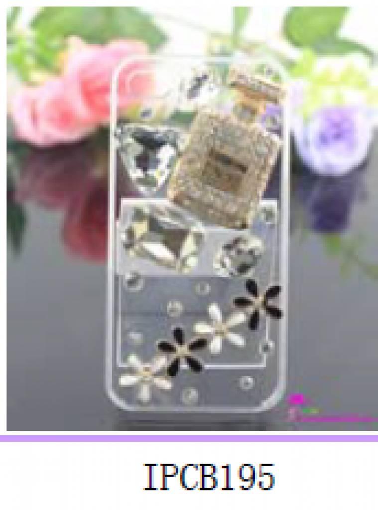 Leuke iphone 5 kristallen case