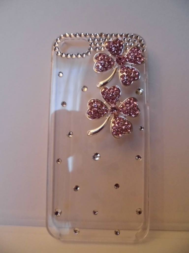 Iphone klavertjevier case
