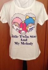 My Melody, Little twin Stars T - Shirt