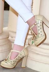 Lolita schoen Beige