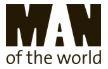logo Man of the World