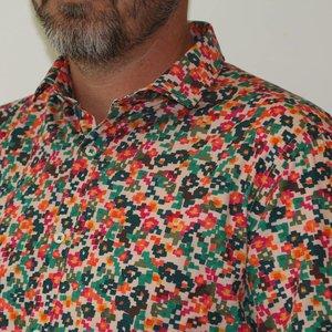 Overhemd Marker Madness