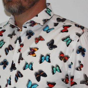 Overhemd Dreamy Butterflies