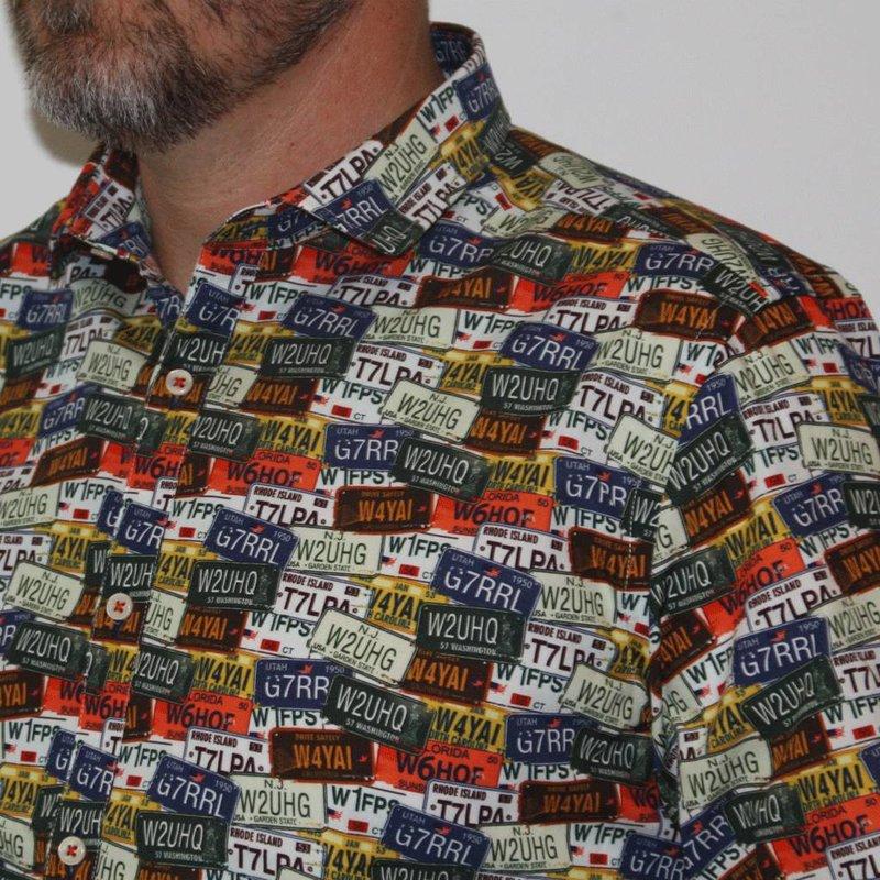 Overhemd Licence PL8