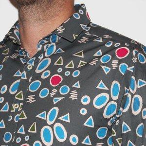 Overhemd Shuffeld Geo