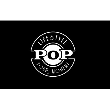 Logo Pop lifestyle