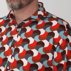 Overhemd Red Whisper