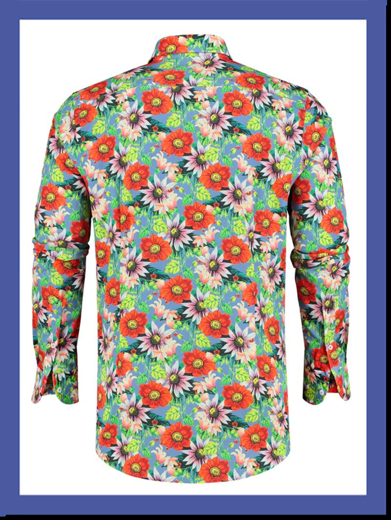Overhemd Flower Power