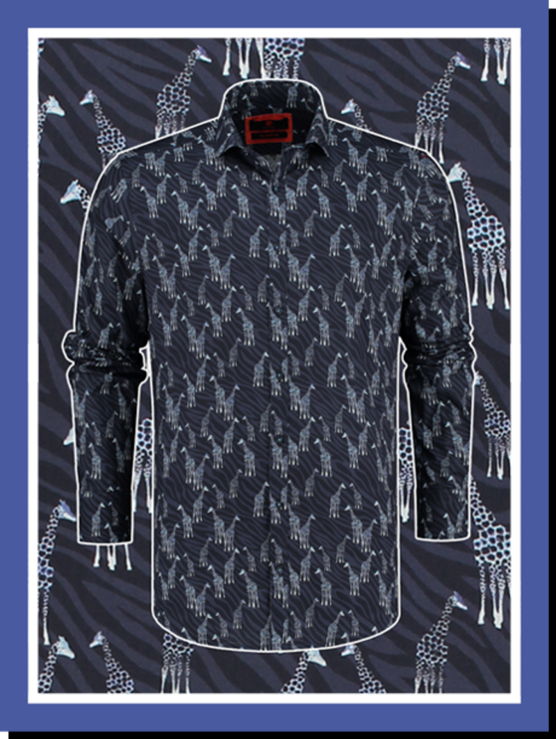 Overhemd Longneck Jack