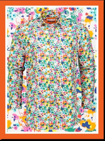 Overhemd Candy Tuft