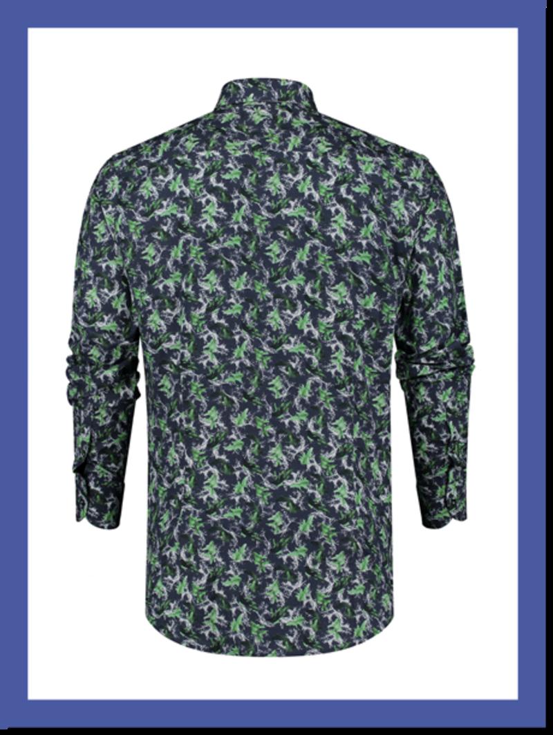 Overhemd Fishspicious