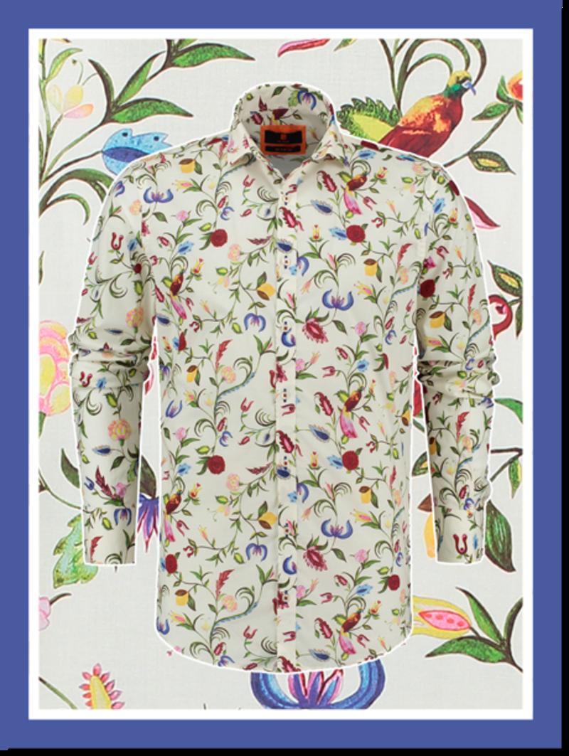 Overhemd Classy Flowers