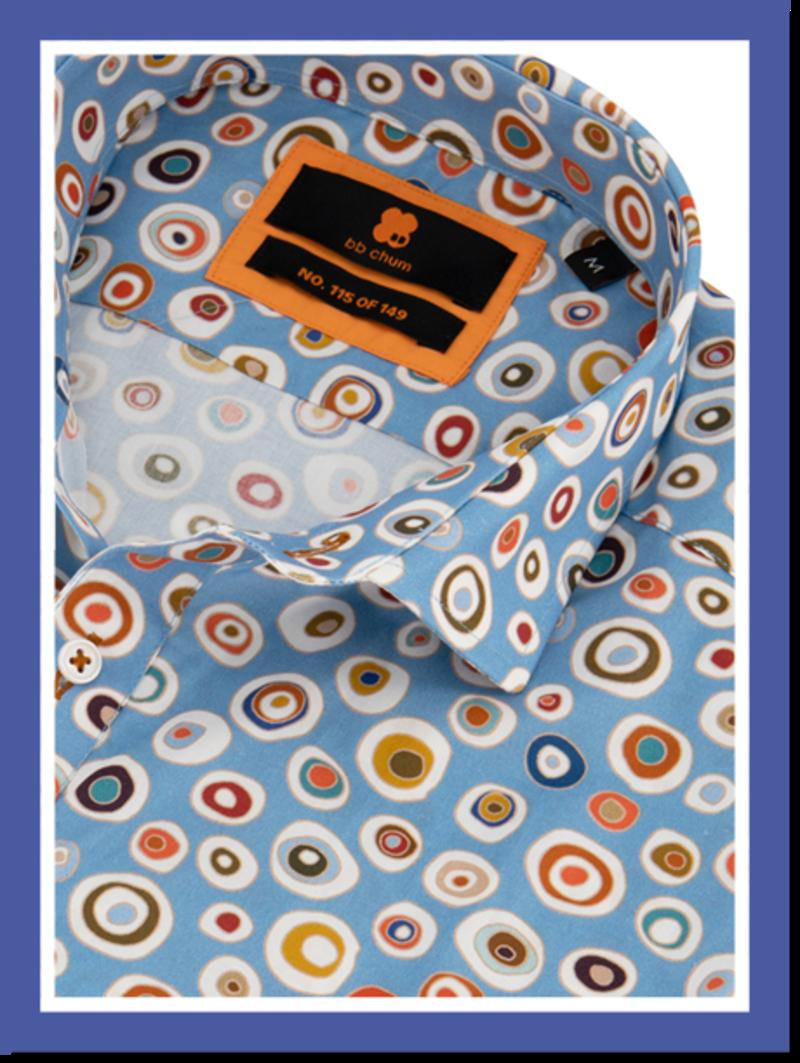 Overhemd Rocking Rotary