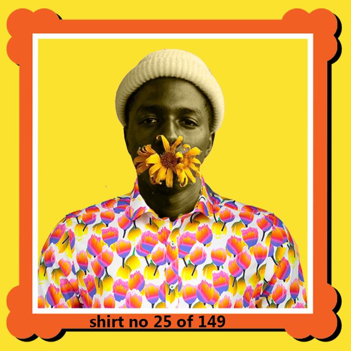 Kleurrijke overhemden die een glimlach teweeg brengen
