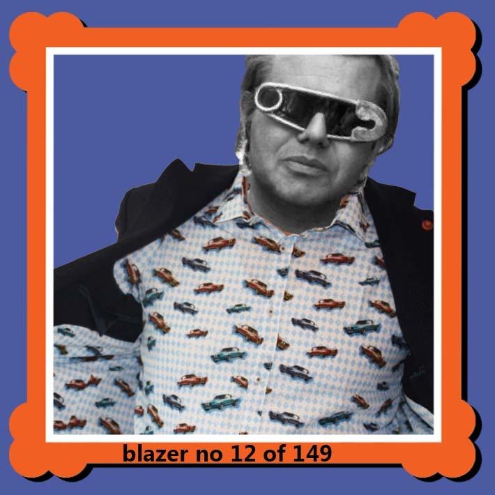 bb chum overhemd blazer mustang