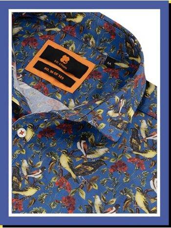 Overhemd Paradise Birds