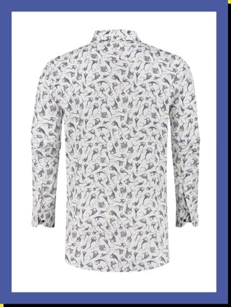 Overhemd Chai Fish