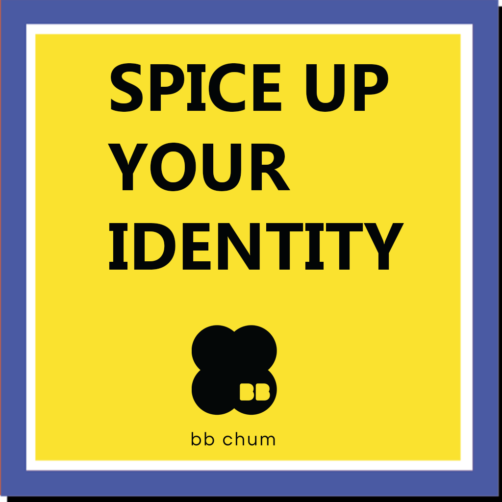 bb chum slogan spice up your identity