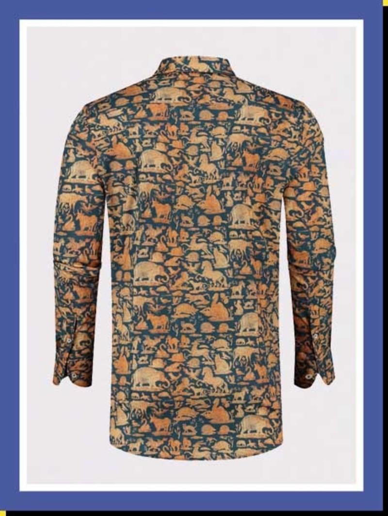 Overhemd Glorious Animals