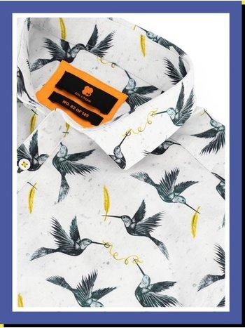 Overhemd Blue Birds