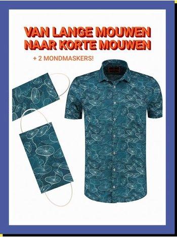 Overhemd Jelly Fish km