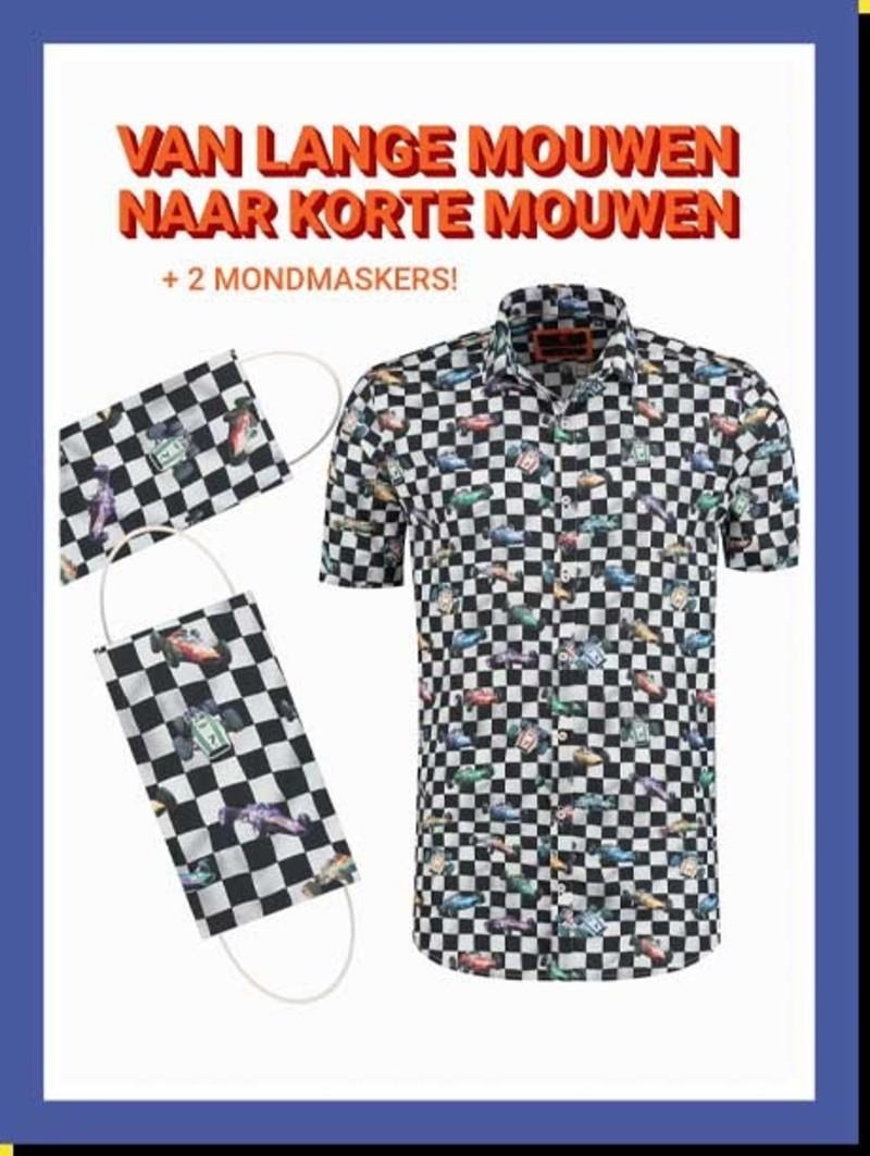 Overhemd Gitching GP km
