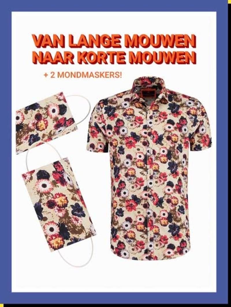 Overhemd Cool Flush km