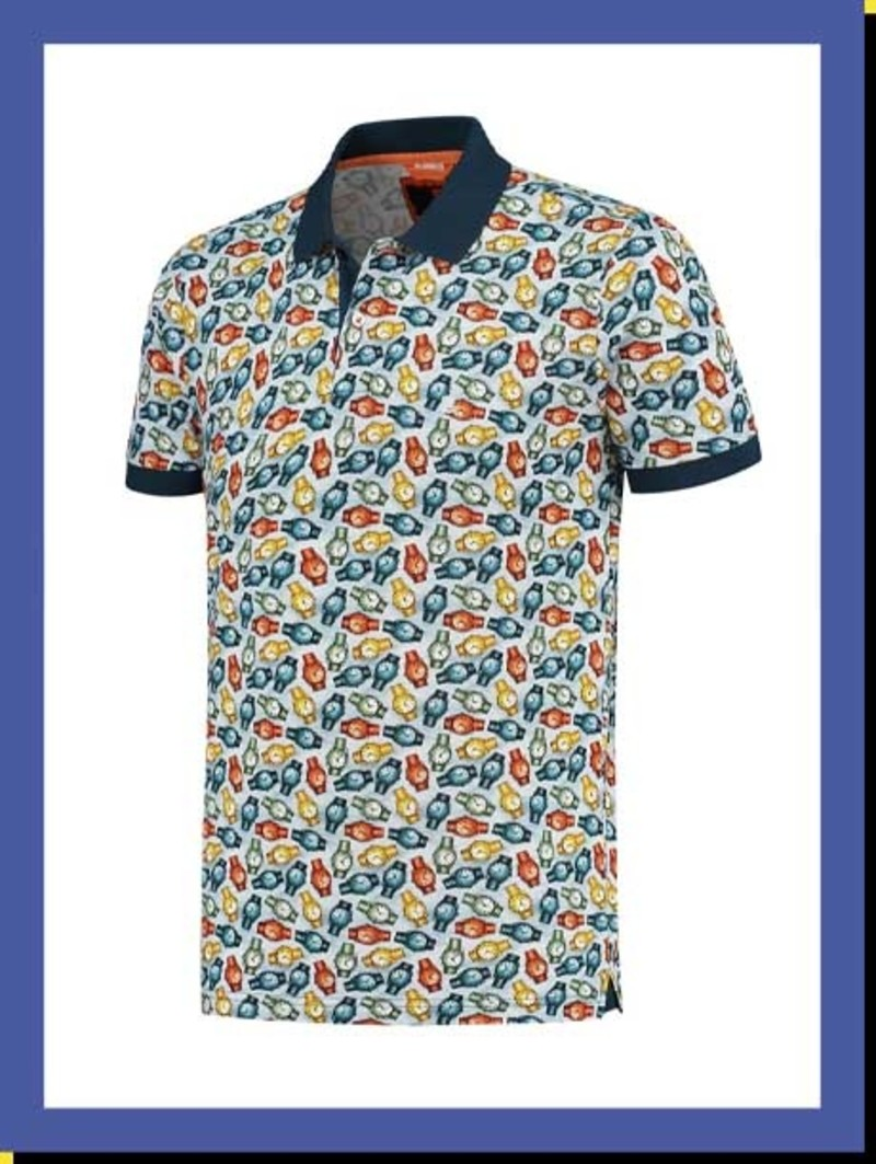 Poloshirt Classy Tickers