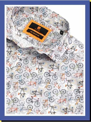 Overhemd Sporty Wheels