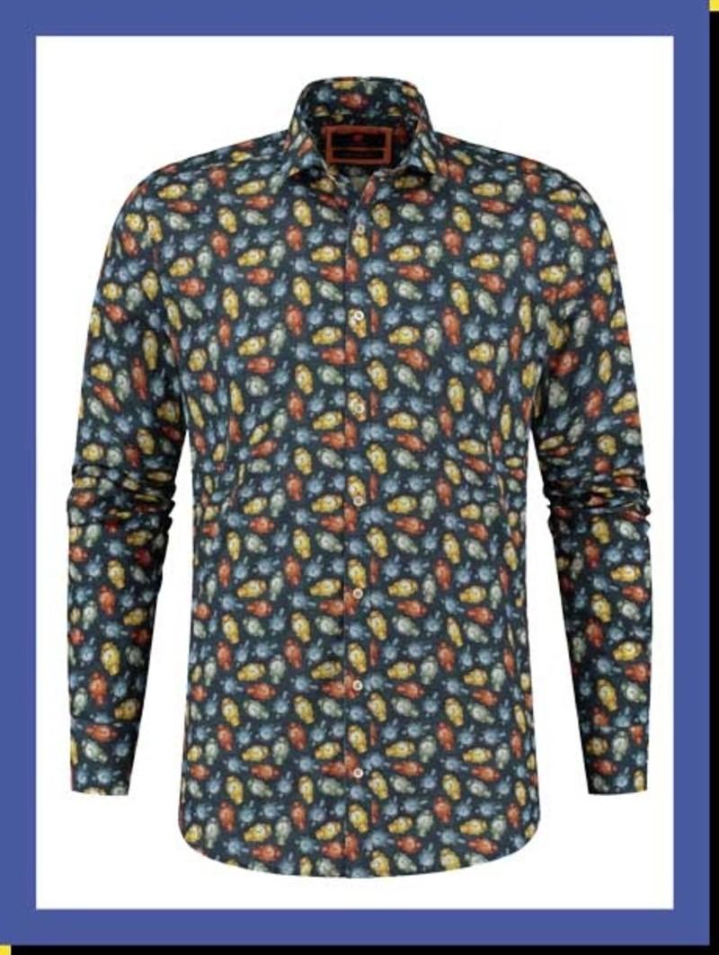 Overhemd Classy Tickers