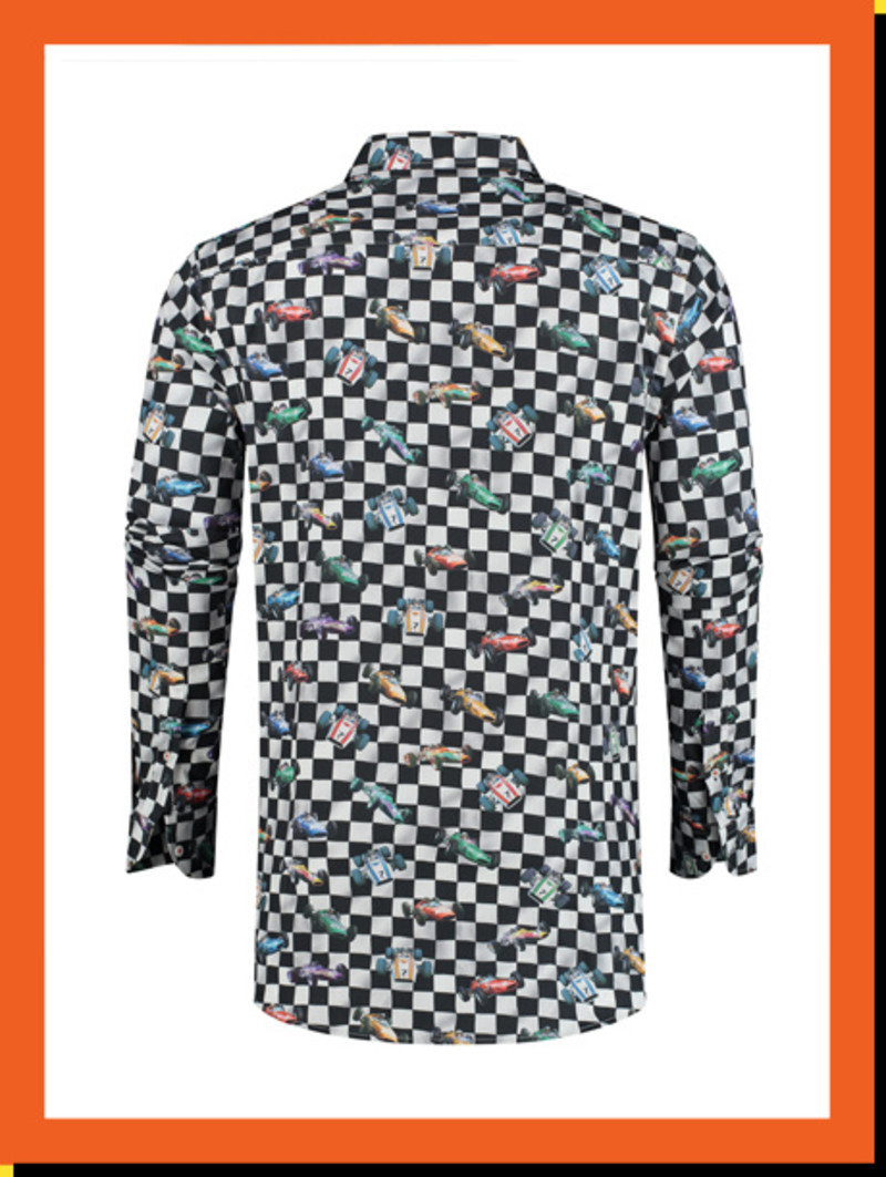 Overhemd Gitching GP