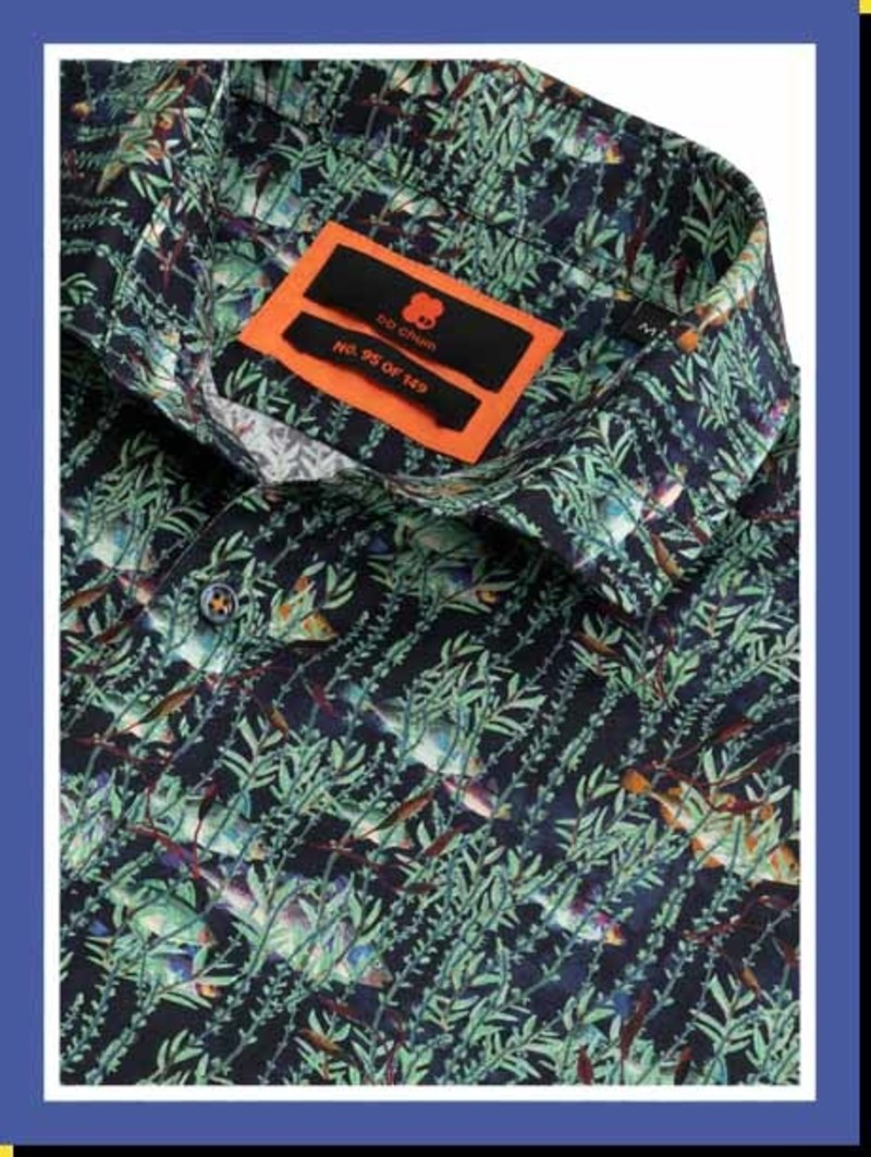 Overhemd Angling